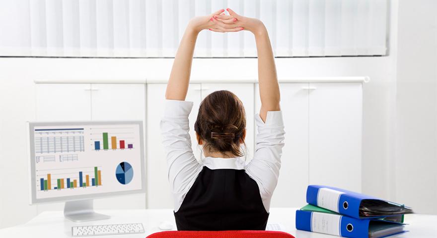 γυμναστική στο γραφείο(3)
