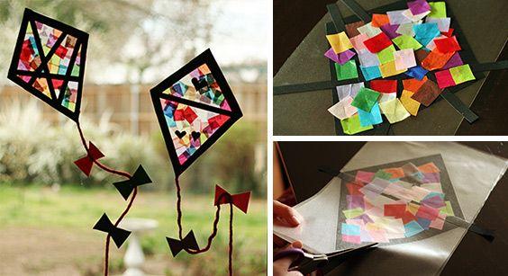 Χαρταετός DIY