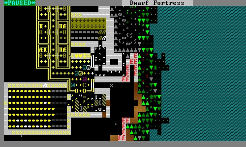 Dwarf Fortress (Bay 12 Games, 2006)