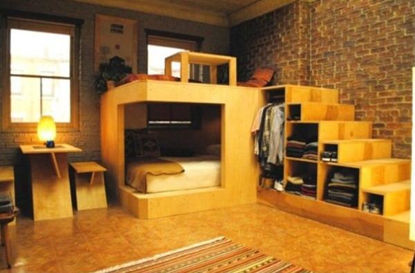Ιδέα διακόσμισης για μικρό διαμέρισμα