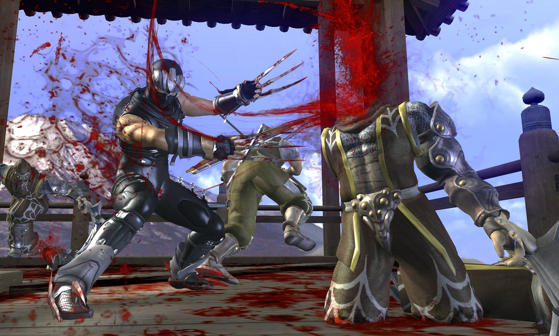 Ninja Gaiden II (Tecmo Koei, 2008)