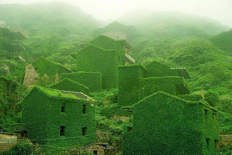 China-village