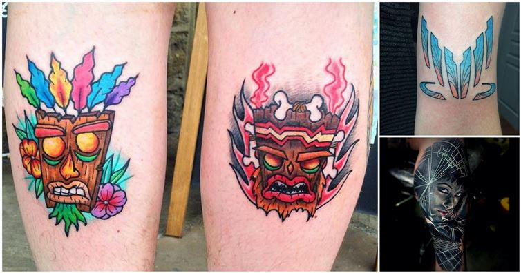 tattoo-gamers